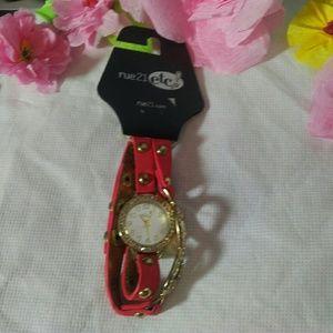 Rue 21 bracelet watch set NEW